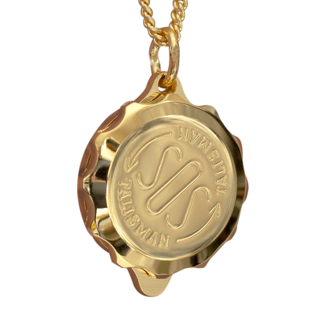 Sos talisman gold plated medical id alert necklace pendant chain sos talisman st42 gold plated medical id alert pendant necklace allergy diabetes mozeypictures Image collections